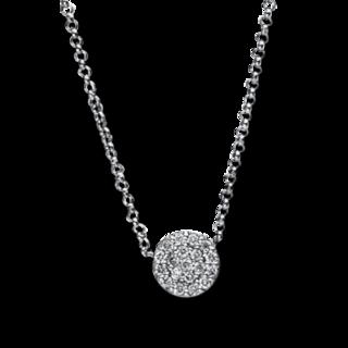 Brogle Selection Halskette mit Anhänger Illusion 4E216W8-1