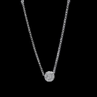 Brogle Selection Halskette mit Anhänger Illusion 4E216W8-2