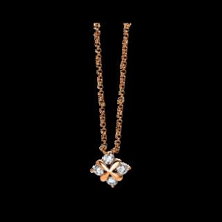 Brogle Selection Halskette mit Anhänger Illusion 4E233R8-1