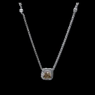 Brogle Selection Halskette mit Anhänger Illusion 4E279W8-1