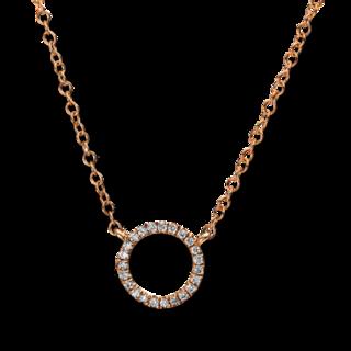 Brogle Selection Halskette mit Anhänger Illusion 4E291R8