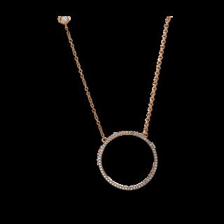 Brogle Selection Halskette mit Anhänger Illusion 4E297R8