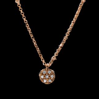Brogle Selection Halskette mit Anhänger Illusion 4E301R8