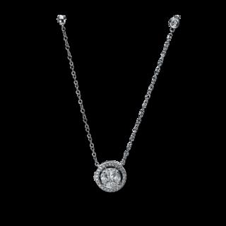 Brogle Selection Halskette mit Anhänger Illusion 4E305W8