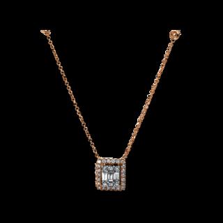 Brogle Selection Halskette mit Anhänger Illusion 4E323R8