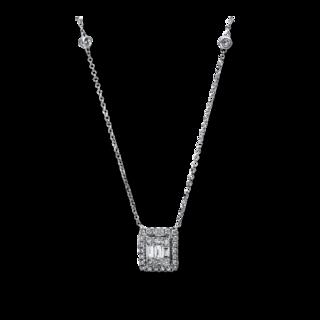 Brogle Selection Halskette mit Anhänger Illusion 4E323W8-1