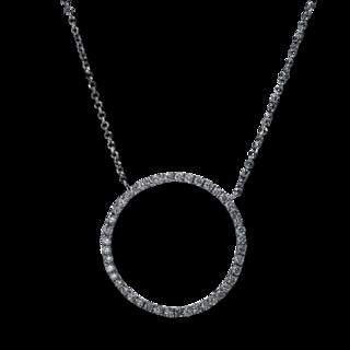Brogle Selection Halskette mit Anhänger Illusion 4E333W8