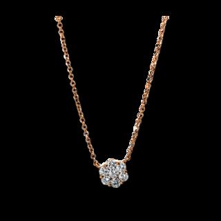 Brogle Selection Halskette mit Anhänger Illusion 4E335R8-1