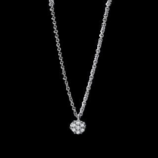 Brogle Selection Halskette mit Anhänger Illusion 4E468W8-1