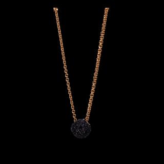 Brogle Selection Halskette mit Anhänger Illusion 4E491R8-1