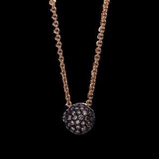 Brogle Selection Halskette mit Anhänger Illusion 4E492R8-2