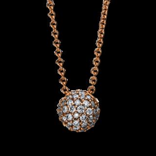 Brogle Selection Halskette mit Anhänger Illusion 4E493R8-1