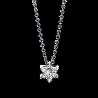 Brogle Selection Halskette mit Anhänger Illusion 4E524W8-1