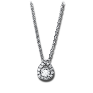Brogle Selection Halskette mit Anhänger Illusion 4E526W8-1
