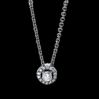 Brogle Selection Halskette mit Anhänger Illusion 4E528W8-1