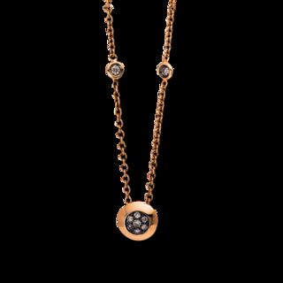 Brogle Selection Halskette mit Anhänger Illusion 4E541R8-1
