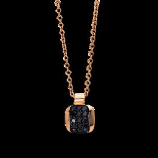 Brogle Selection Halskette mit Anhänger Illusion 4E545R8-1