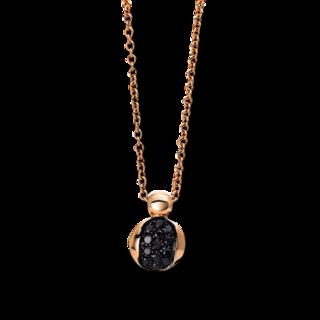 Brogle Selection Halskette mit Anhänger Illusion 4E546R8-1