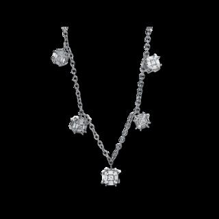Brogle Selection Halskette mit Anhänger Illusion 4E655W8-1