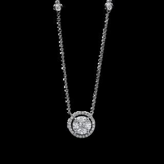 Brogle Selection Halskette mit Anhänger Illusion 4E755W8-1