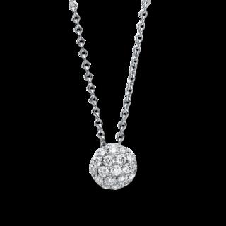 Brogle Selection Halskette mit Anhänger Illusion 4E790W4-1