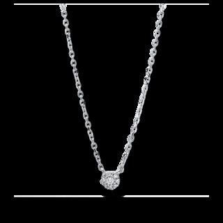 Brogle Selection Halskette mit Anhänger Illusion 4E843W8-1