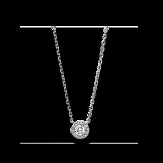 Brogle Selection Halskette mit Anhänger Illusion 4E848W8-1
