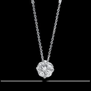 Brogle Selection Halskette mit Anhänger Illusion 4E849W8-1