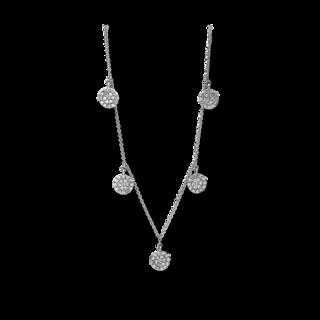 Brogle Selection Halskette mit Anhänger Illusion 4E980W4-1
