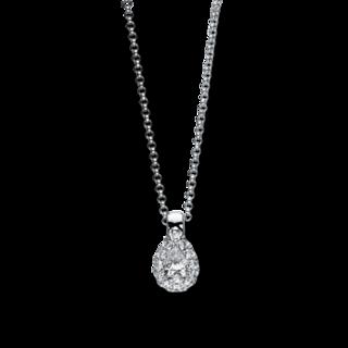Brogle Selection Halskette mit Anhänger Illusion 4F138W8-2