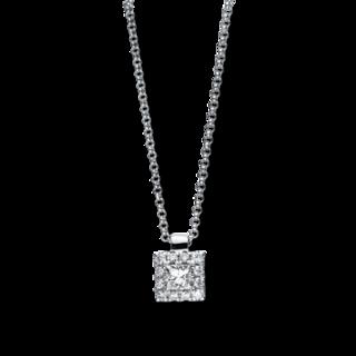 Brogle Selection Halskette mit Anhänger Illusion 4F140W8-2