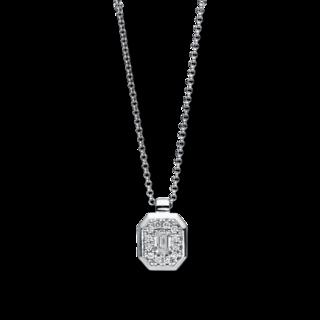Brogle Selection Halskette mit Anhänger Illusion 4F144W8-2