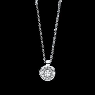 Brogle Selection Halskette mit Anhänger Illusion 4F145W8-2