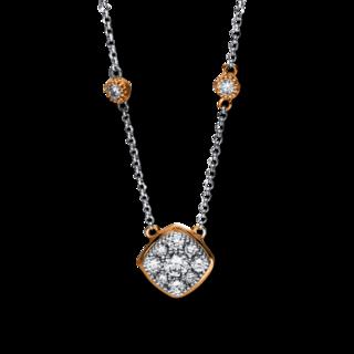Brogle Selection Halskette mit Anhänger Illusion 4F226WR8-1