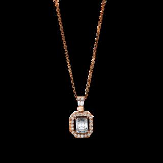 Brogle Selection Halskette mit Anhänger Illusion 4F253R8-1