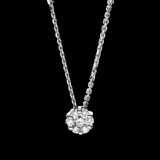 Brogle Selection Halskette mit Anhänger Illusion 4F254W8