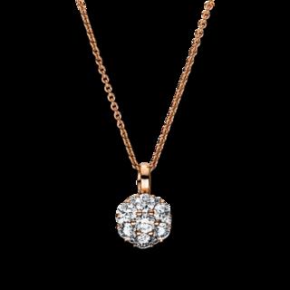 Brogle Selection Halskette mit Anhänger Illusion 4F458R8-1