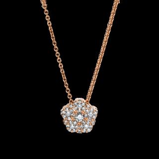 Brogle Selection Halskette mit Anhänger Illusion 4F459R8-1