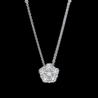 Brogle Selection Halskette mit Anhänger Illusion 4F459W8-1