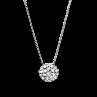 Brogle Selection Halskette mit Anhänger Illusion 4F462W8-1