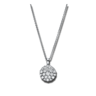 Brogle Selection Halskette mit Anhänger Illusion 4F465W8-1