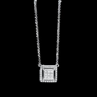 Brogle Selection Halskette mit Anhänger Illusion 4F468W8-1