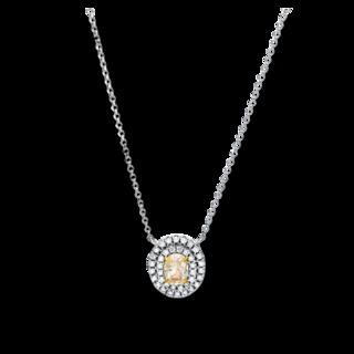 Brogle Selection Halskette mit Anhänger Illusion 4F476W8-1