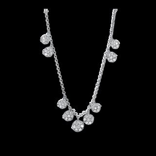 Brogle Selection Halskette mit Anhänger Illusion 4F551W8-1