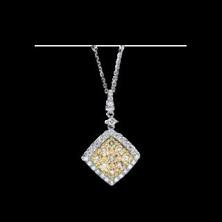 Brogle Selection Halskette mit Anhänger Illusion 4F562WG4-1