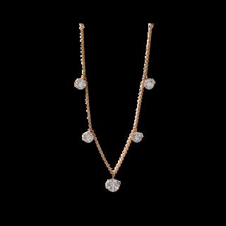 Brogle Selection Halskette mit Anhänger Illusion 4F705R8-1