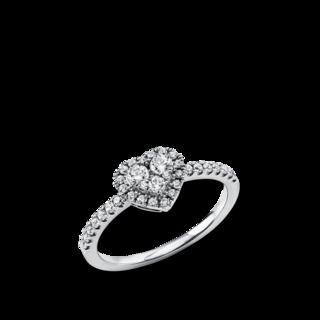 Brogle Selection Ring Illusion Herz 1N121W8