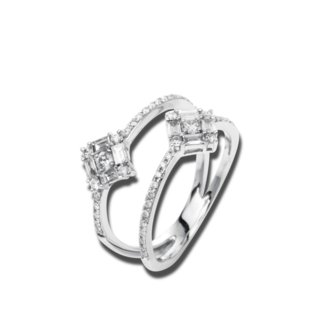 Brogle Selection Ring Illusion 1J219W8