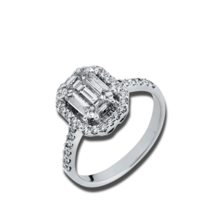 Brogle Selection Ring Illusion 1S520W8