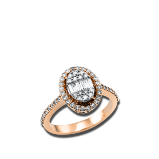 Brogle Selection Ring Illusion 1U135RW